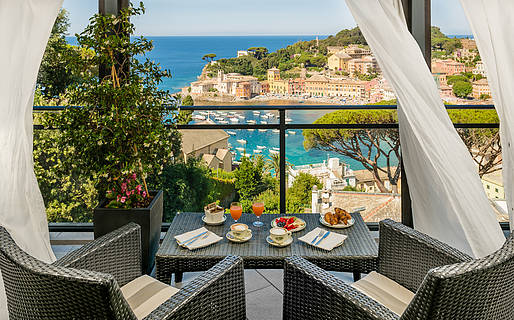Vis vis sestri levante and 23 handpicked hotels in the for Boutique hotel liguria