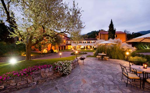 Hotel La Meridiana: the beauty of the countryside in Liguria
