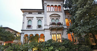 Villa Abbazia Follina Mogliano Veneto hotels
