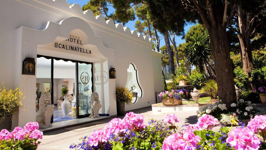La Scalinatella Hotel 5 estrelas Capri