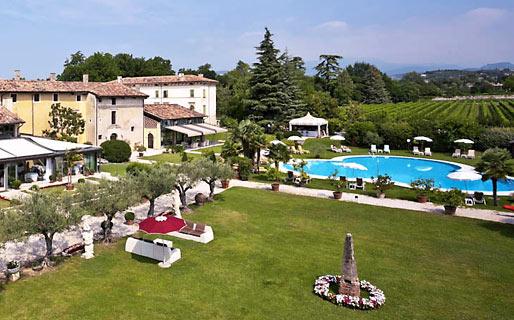 Hotel Villa del Quar Hotel 5 stelle Pedemonte