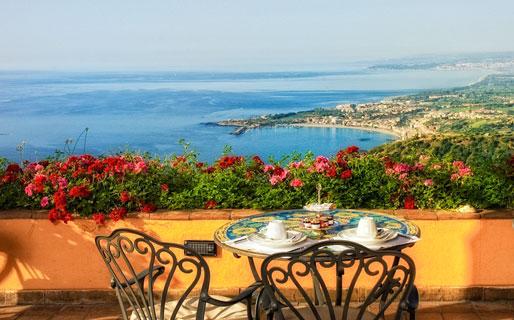 Hotel Villa Ducale 4 Star Hotels Taormina