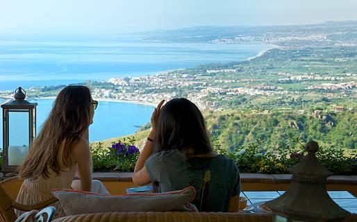 Hotel Villa Ducale Taormina Hotel
