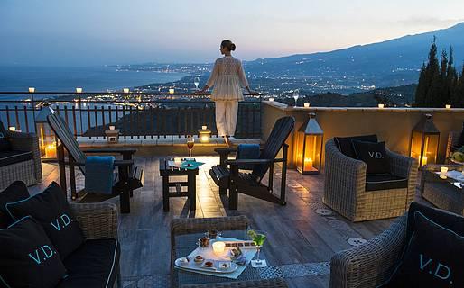 Hotel Villa Ducale Hotel 4 Stelle Taormina
