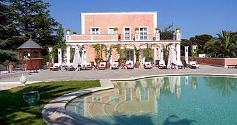 Relais Villa San Martino Martina Franca Ginosa hotels