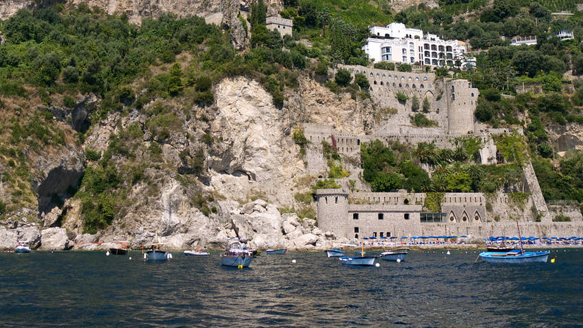 Grand Hotel Il Saraceno Hotel 5 stelle Amalfi