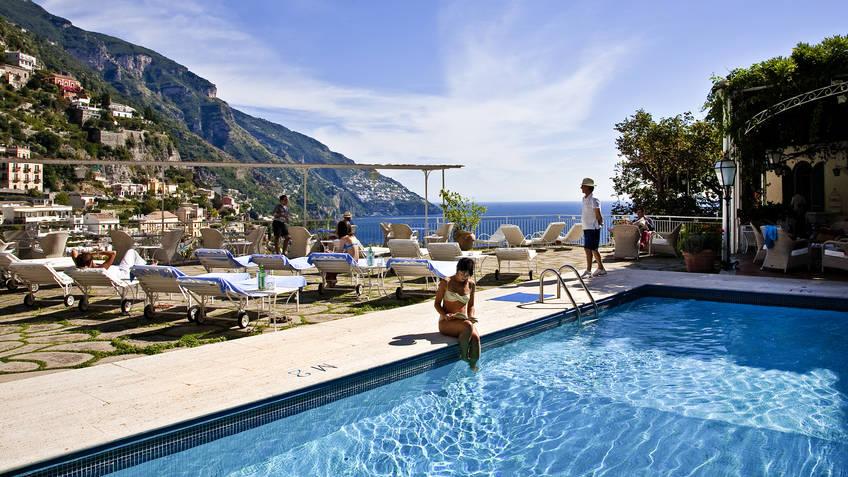 Hotel Poseidon Hotel 4 Stelle Positano
