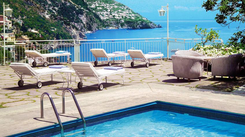 Hotel Poseidon 4 Star Hotels Positano