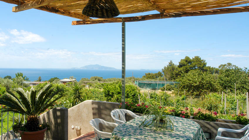 Villa Damecuta Bed & Breakfast Anacapri