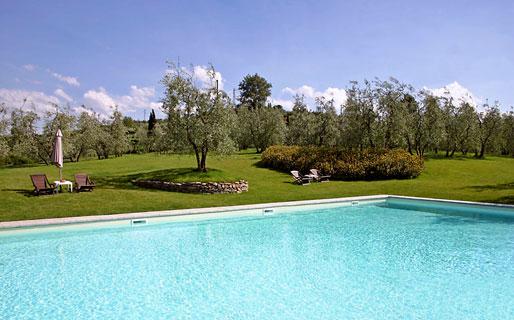 Villa Poggio ai Merli Countryside Residences Scandicci