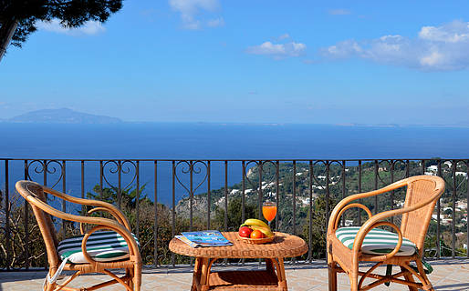 Alle Ginestre Bed & Breakfast Anacapri