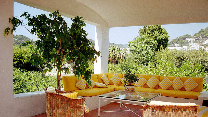 Il Cellaio House rental Capri