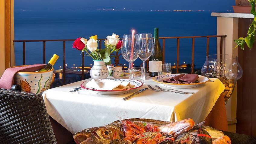 da Giorgio Restaurantes Capri