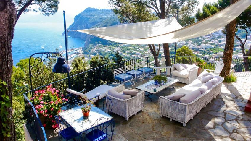 La Casa nel Bosco Casas de Aluguel Capri