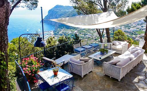 La Casa nel Bosco Case Affitto Capri