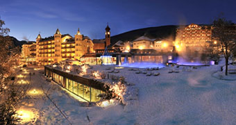 Hotel Adler Dolomiti Ortisei Hotel