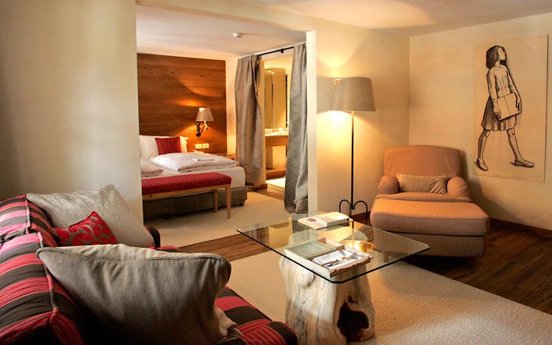 Hotel And Spa Rosa Alpina