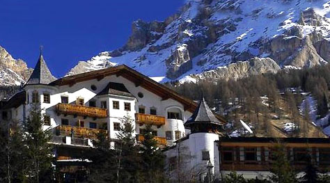 Hotel Rosa Alpina
