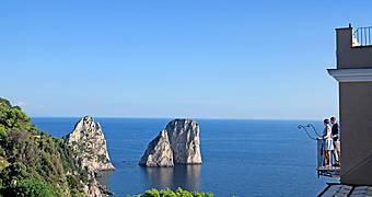 Hotel Luna Capri Capri hotels