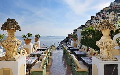 Le Sirenuse Positano Hotel