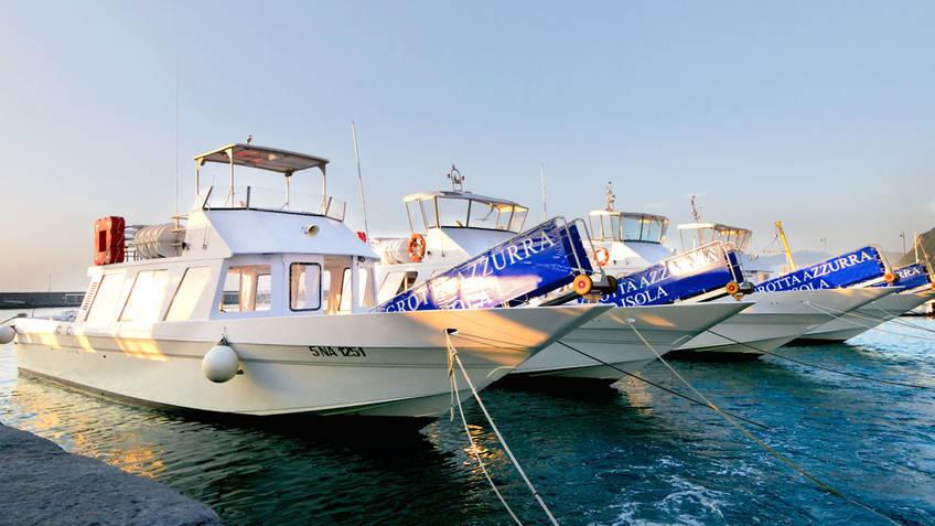 Laser Capri Transporte e aluguel Capri