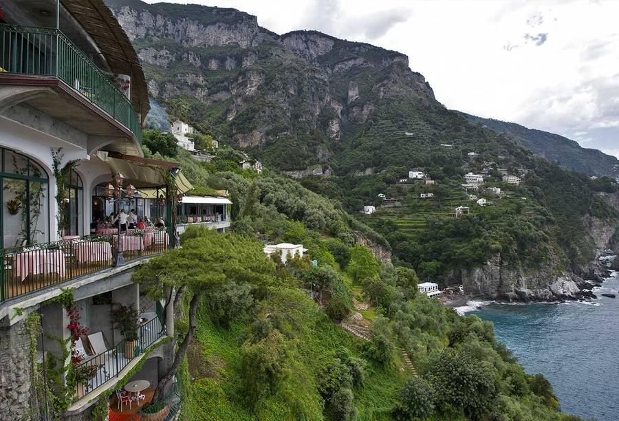 Amalfi coast hotels images italy photo gallery for Hotel luxury amalfi