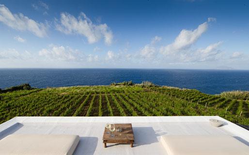 Capofaro Malvasia & Resort Hotel 5 stelle Salina - Isole Eolie