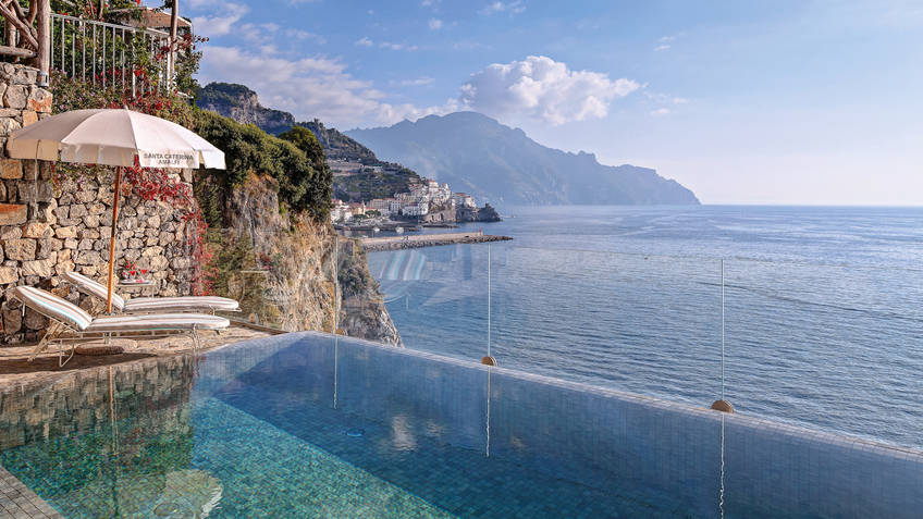 Hotel Santa Caterina 5 Star Luxury Hotels Amalfi