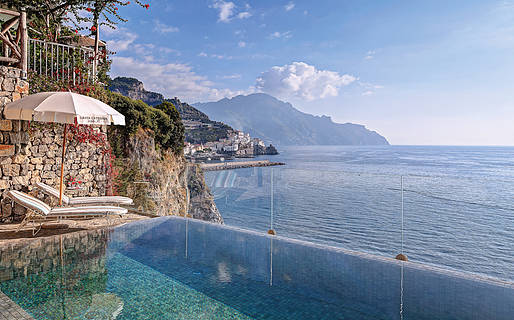 Hotel Santa Caterina 5 Star Luxury Hotels Amalfi