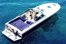 Capri Boats Transfer The Original