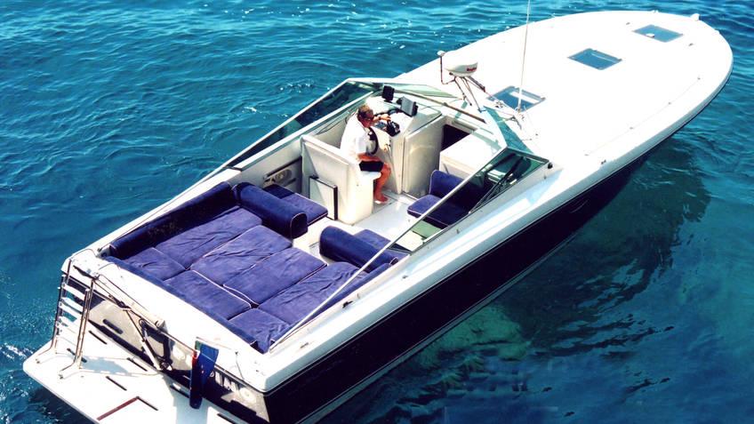 Capri Boats Transfer The Original Transport and Rental Capri