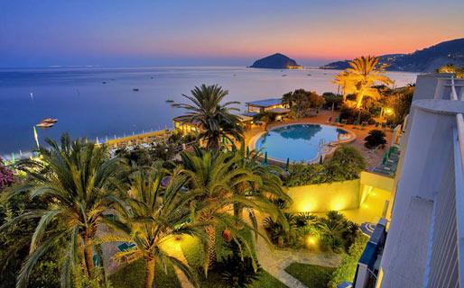 Hotel Parco Smeraldo Terme Hotel 4 Stelle Barano d'Ischia