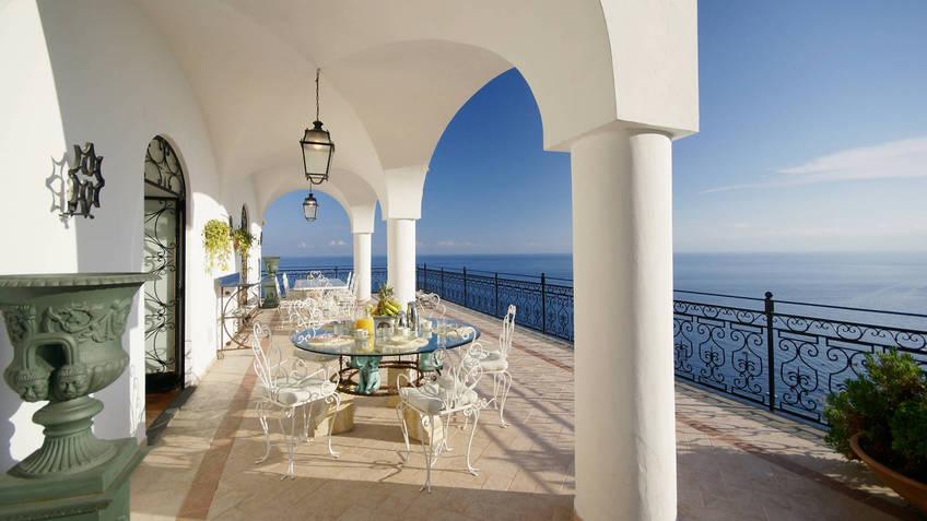 Villa Oliviero Luxury Villas Positano