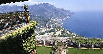 Hotel Palumbo Ravello Atrani hotels