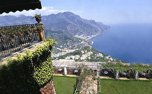 Hotel Palumbo 5 Star Hotels Ravello