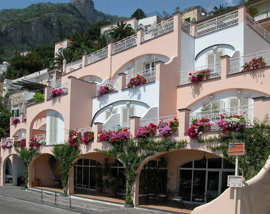 Best Western Hotel Pasitea Positano Italy