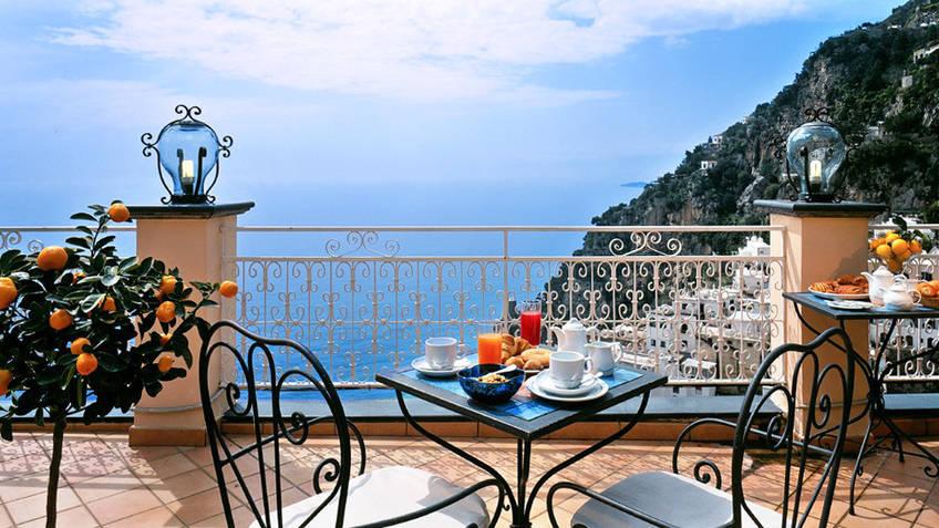 Best Restaurants In Positano Italy