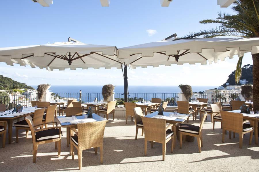 Capri Tiberio Palace Capri And 24 Handpicked Hotels In