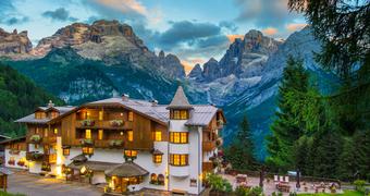 Biohotel Hermitage Madonna di Campiglio Trento hotels