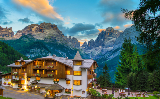 Biohotel Hermitage 4 Star Hotels Madonna di Campiglio