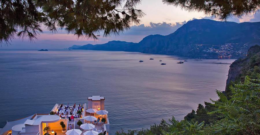 Foto e immagini costiera amalfitana hotels photogallery for Piani casa costiera
