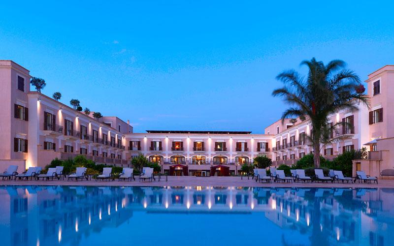 Hotel giardino di costanza mazara del vallo and 74 for Luxury hotel 5 stelle