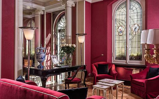 Hotel Regency 5 Star Hotels Firenze