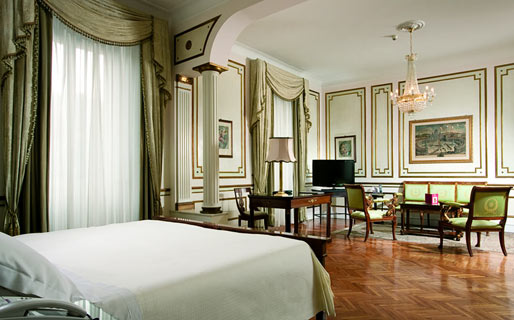 Hotel Quirinale 4 Star Hotels Roma
