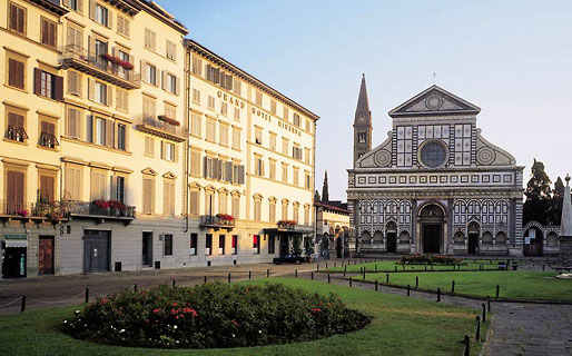 Grand Hotel Minerva Hotel 4 Stelle Firenze