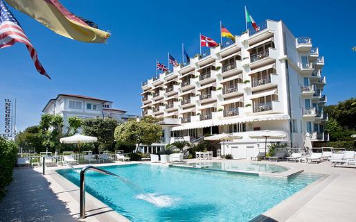 Hotel Il Negresco 4 Star Hotels Forte dei Marmi