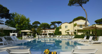 Hotel Villa Roma Imperiale Forte dei Marmi Viareggio hotels