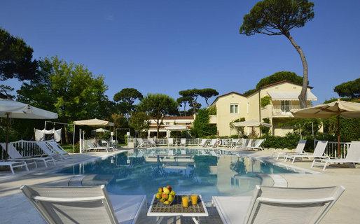 Hotel Villa Roma Imperiale Hotel 4 Stelle Forte dei Marmi