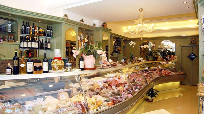 Macelleria da Michele Produtos típicos Capri