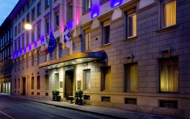 Grand hotel sitea hotel torino for Hotels turin